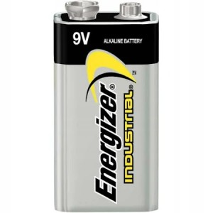 Bateria 6F22 Energizer Industrial