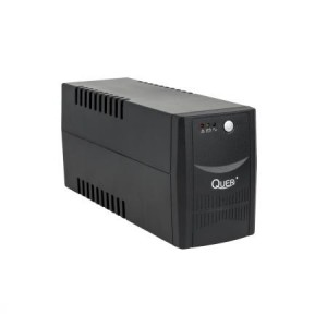 UPS QUER model Micropower 600 (offline, 600VA, 360W, 230V, 50Hz)